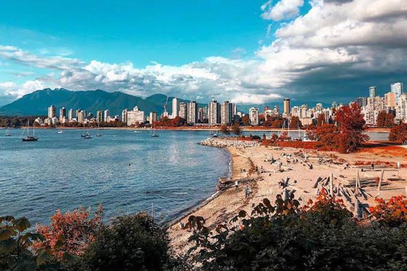 Kitsilano em Vancouver
