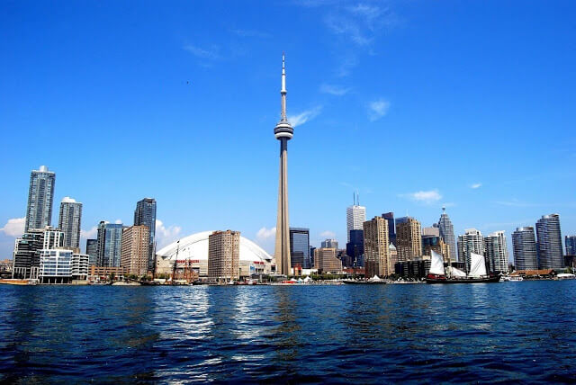 Quanto tempo ficar em cada cidade canadense