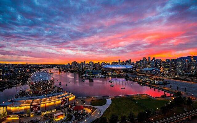Qual a época mais barata para viajar para Vancouver