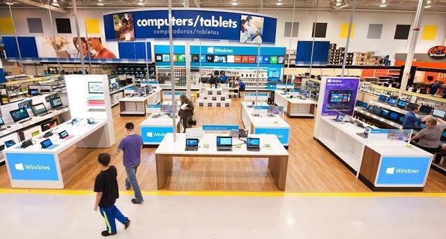 Onde comprar eletrônicos em Winnipeg