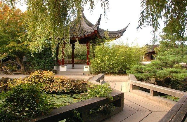 Dr. Sun Yat-Sem Jardim em Vancouver