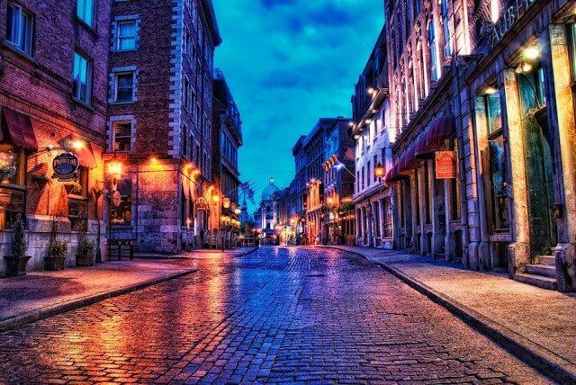 Tour pela Old Montreal