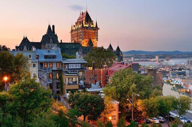 Onde ficar em Quebec