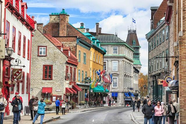 Roteiro de 1 dia em Quebec