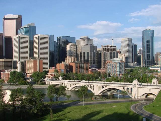 Como transferir dinheiro para Calgary