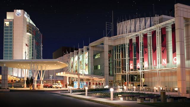 Casino du Lac-Leamy, próximo de Ottawa