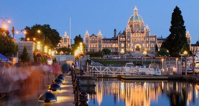 O que fazer em Victoria no Canadá
