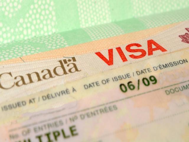Tipos de vistos no Canadá