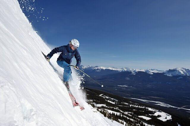 Lugares para esquiar em Vancouver
