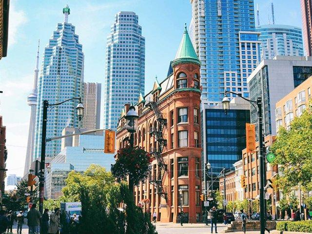 Como transferir dinheiro para Toronto