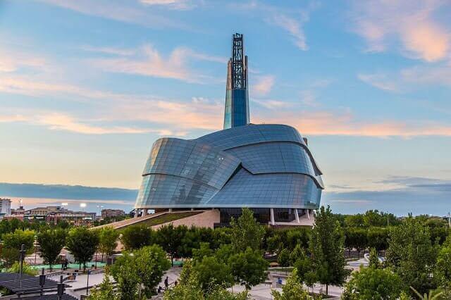 Melhores museus em Winnipeg