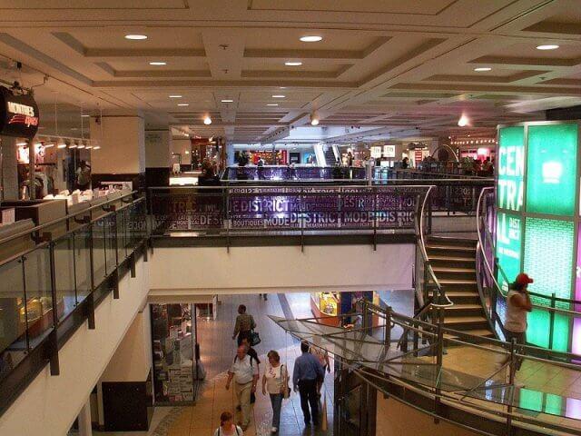 Melhores shoppings em Victoria