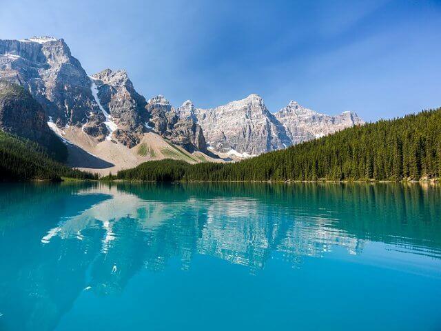 O que fazer em Banff no Canadá