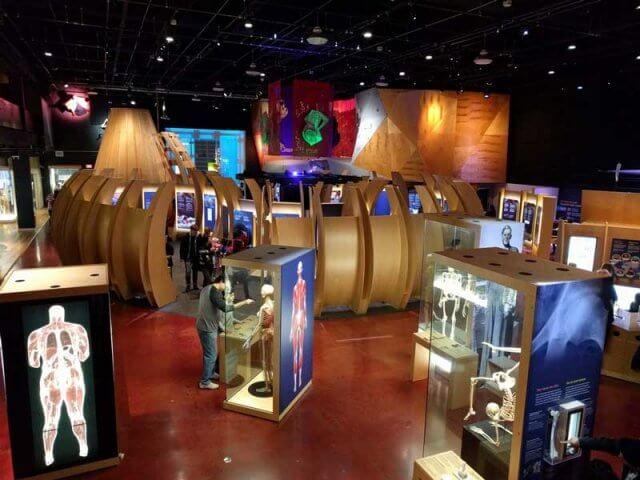 Science World em Vancouver