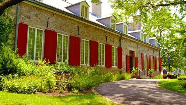 Museu Château Ramezay em Montreal