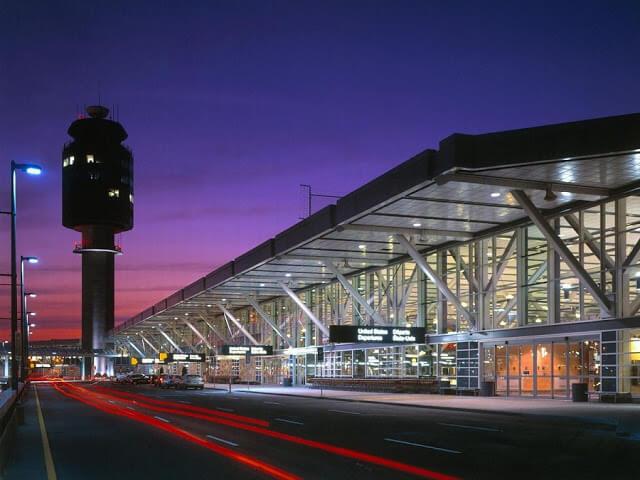 Aeroporto de Vancouver