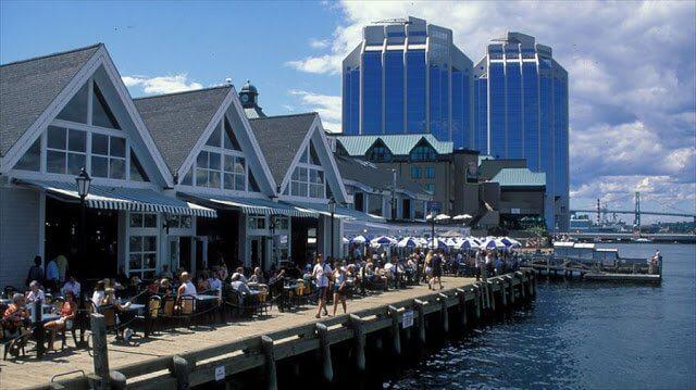 Quanto tempo ficar em Halifax
