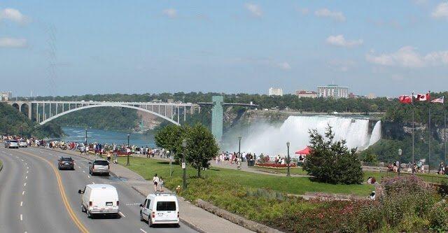 O que fazer com as crianças em Niagara Falls