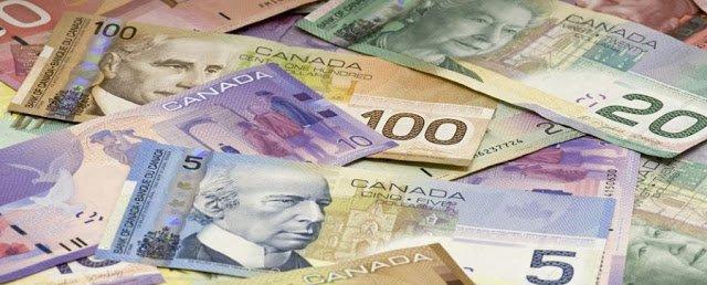 Como levar dinheiro para Edmonton