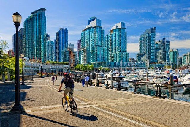 O que fazer com crianças em Vancouver