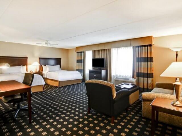 Hotéis em Hamilton no Canadá