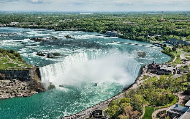 Excursão de um dia para Niagara Falls saindo de Toronto