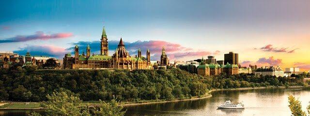 Top 5 hotéis baratos em Ottawa