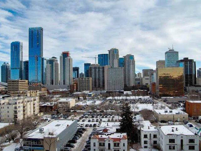 Remessas internacionais para Edmonton