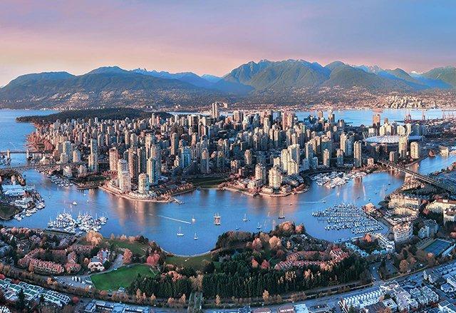 Como transferir dinheiro para Vancouver