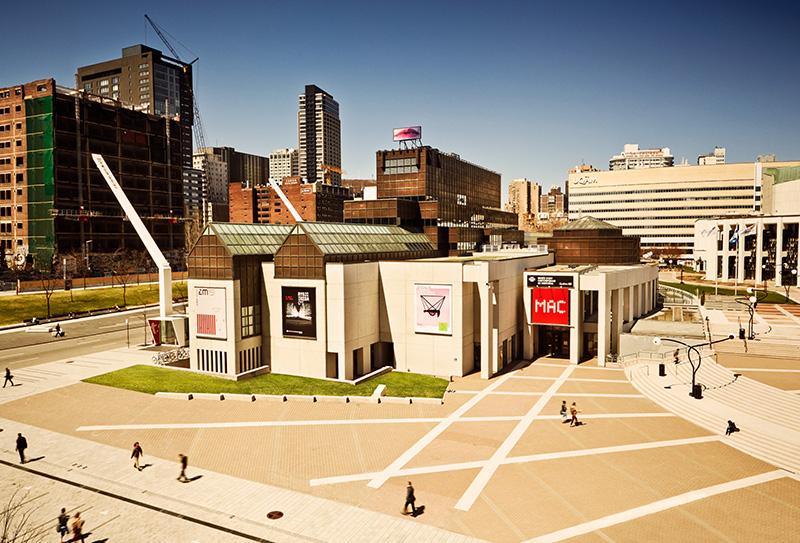 Museu de Arte Contemporanea de Montreal