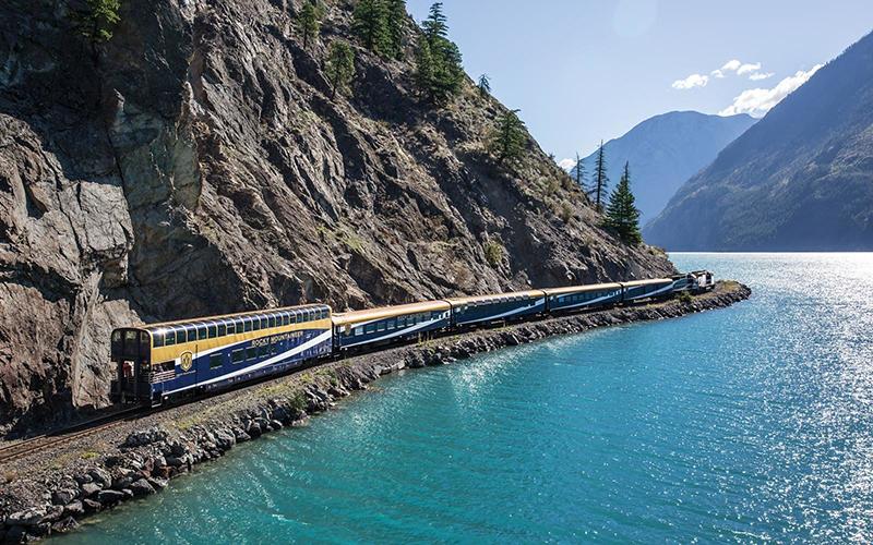 Dicas e como viajar de trem pelo Canadá