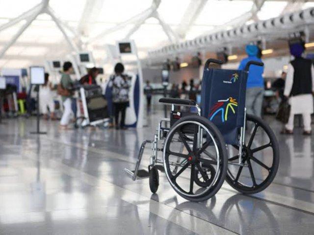 Deficientes físicos em Toronto
