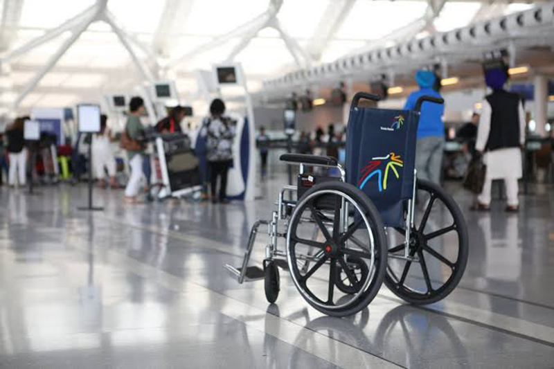 Deficientes físicos Toronto