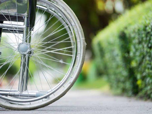 Deficientes físicos em Montreal