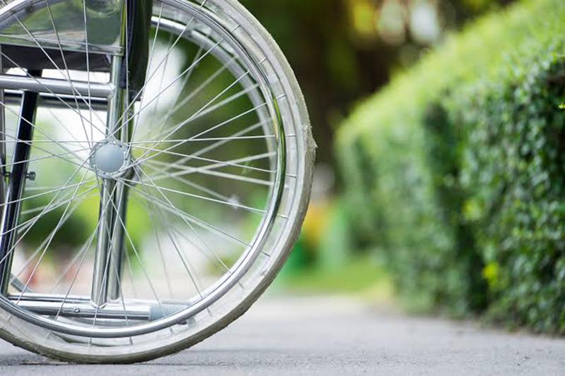 Cadeirntes e Deficientes físicos em Toronto