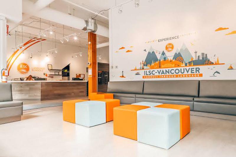Escola ILSC em Vancouver