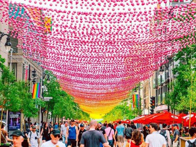 Lugares LGBTI em Montreal