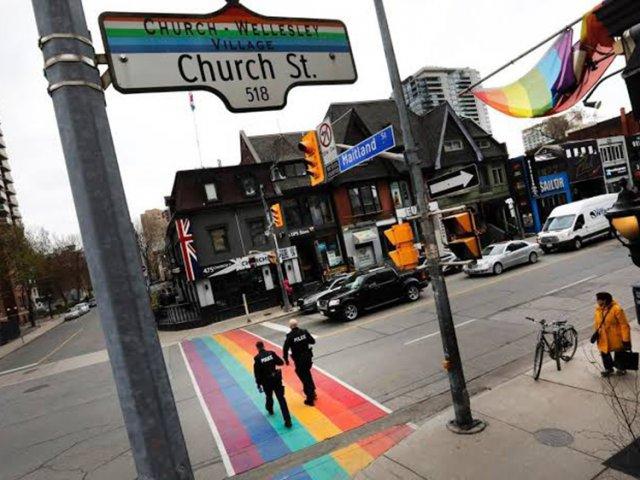 Lugares LGBTI em Toronto