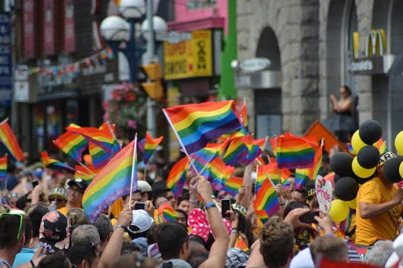 Parada Gay em Montreal