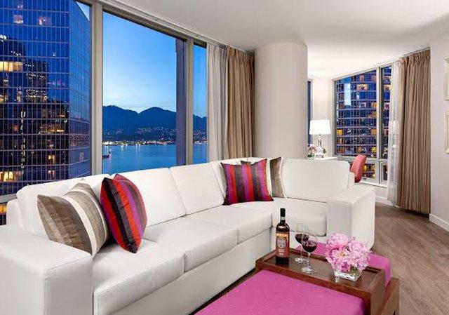 Dicas de hotéis em Vancouver