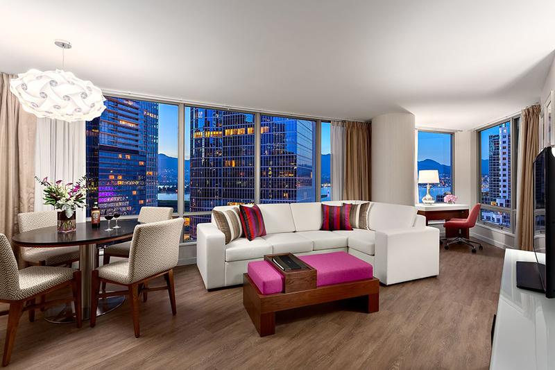 Auberge Hotel em Vancouver