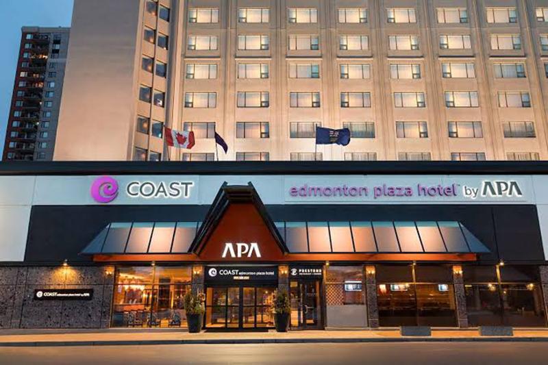 Hotel Coast Edmonton Plaza em Edmonton