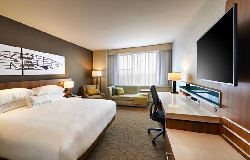 Quarto do Delta Hotels by Marriott Dartmouth em Halifax