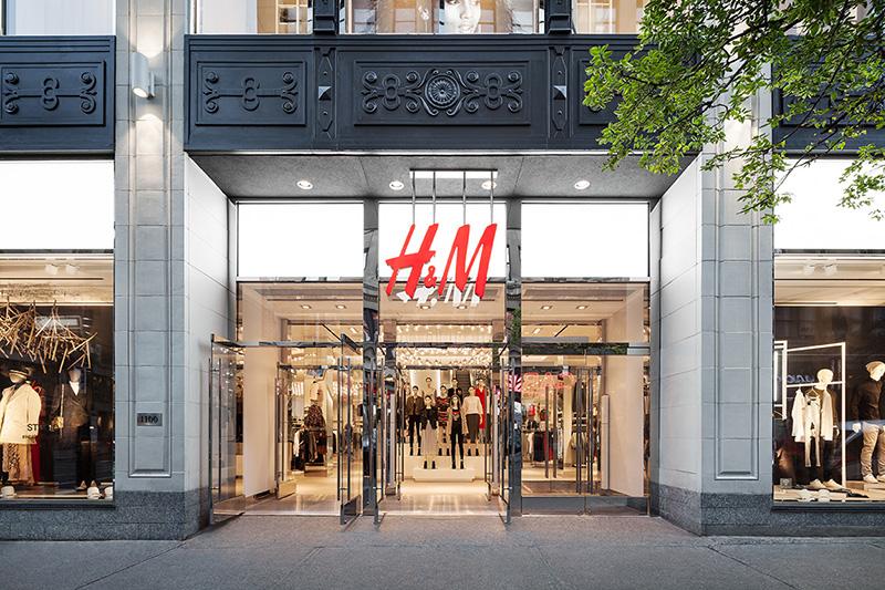 H&M em Montreal