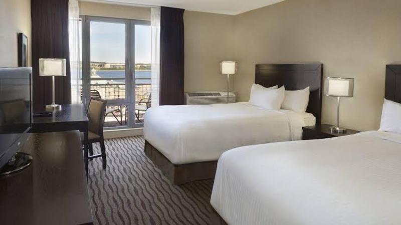Quarto do Hotel Halifax