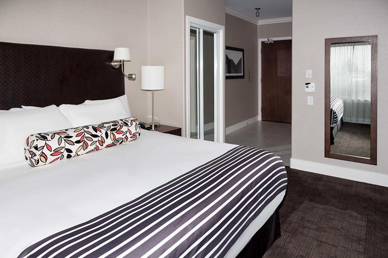 Quarto Hotel Sandman Signature Edmonton South em Edmonton