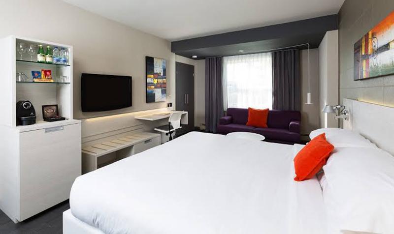 Quarto Hotel Sepia em Quebec