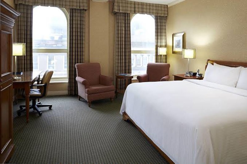 Hotel The Barrington em Halifax