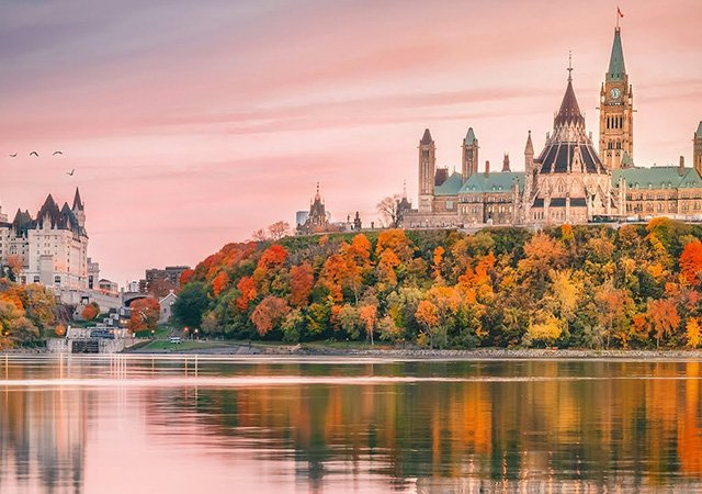 Passeios românticos em Ottawa