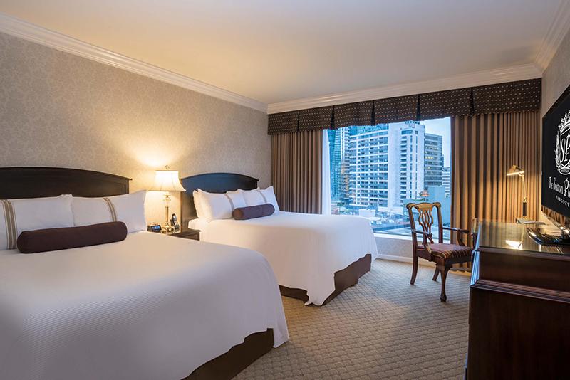 The Sutton Place Hotel em Vancouver Quarto